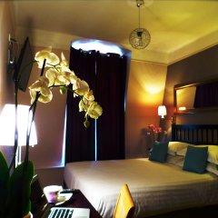 Отель Hôtel Tamaris Париж комната для гостей