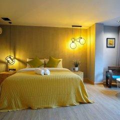 Отель Penguin House Таиланд, Бангкок - отзывы, цены и фото номеров - забронировать отель Penguin House онлайн комната для гостей