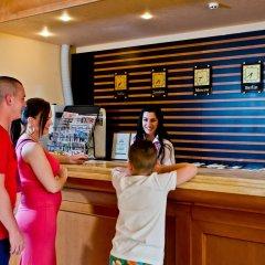 Отель DIT Majestic Beach Resort интерьер отеля фото 3