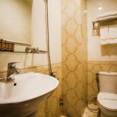 Отель Hoang Dung Hotel – Hong Vina Вьетнам, Хошимин - отзывы, цены и фото номеров - забронировать отель Hoang Dung Hotel – Hong Vina онлайн ванная фото 2