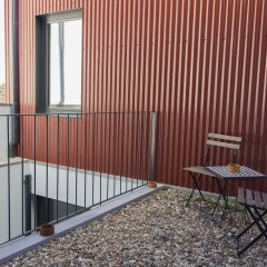 Отель YOURS GuestHouse Porto балкон