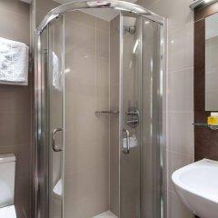Отель JUDD Лондон ванная