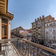 Отель 36 Болгария, София - отзывы, цены и фото номеров - забронировать отель 36 онлайн балкон