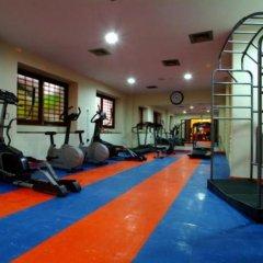 Hotel Weare La Paz фитнесс-зал