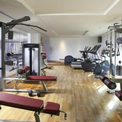 Отель ibis Styles Dubai Jumeira фитнесс-зал