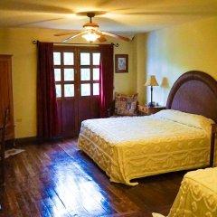 Отель Don Udos Гондурас, Копан-Руинас - отзывы, цены и фото номеров - забронировать отель Don Udos онлайн комната для гостей фото 4