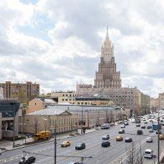 Гостиница MuchMore Arbat в Москве отзывы, цены и фото номеров - забронировать гостиницу MuchMore Arbat онлайн Москва комната для гостей фото 4
