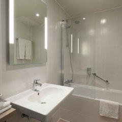 Отель Martins Brugge Бельгия, Брюгге - 6 отзывов об отеле, цены и фото номеров - забронировать отель Martins Brugge онлайн ванная фото 6