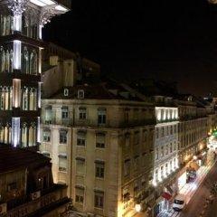 Golden Tram 242 Lisbonne Hostel Лиссабон балкон