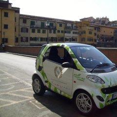 Отель FH55 Grand Hotel Mediterraneo Италия, Флоренция - 1 отзыв об отеле, цены и фото номеров - забронировать отель FH55 Grand Hotel Mediterraneo онлайн парковка