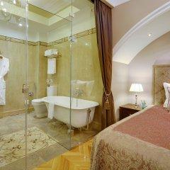 Гостиница Гельвеция ванная