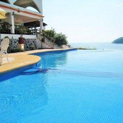 Отель Casa Sun And Moon Сиуатанехо бассейн фото 3