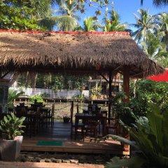 Отель Villa Oasis Luang Prabang гостиничный бар
