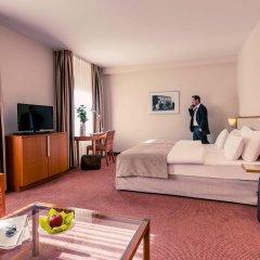 Отель Mercure Düsseldorf City Center комната для гостей фото 2
