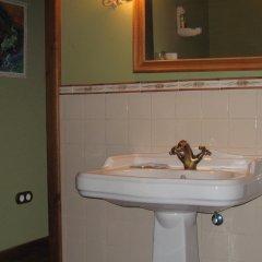 Отель Posada El Jardin de Angela Испания, Сантандер - отзывы, цены и фото номеров - забронировать отель Posada El Jardin de Angela онлайн ванная