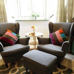 Апартаменты Leuhusen Nuss Apartments Вена интерьер отеля