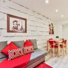 Отель 04 - Best Flat Montorgueil 3 Франция, Париж - отзывы, цены и фото номеров - забронировать отель 04 - Best Flat Montorgueil 3 онлайн комната для гостей фото 2