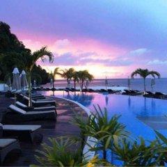 Отель Buccament Bay Resort - Все включено Остров Бекия бассейн фото 3