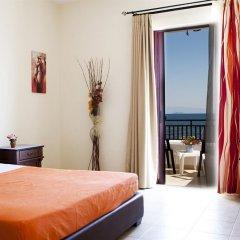 Отель Laza Beach Греция, Агистри - отзывы, цены и фото номеров - забронировать отель Laza Beach онлайн комната для гостей фото 4
