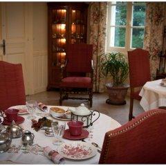 Отель Chateau Franc Pourret Франция, Сент-Эмильон - отзывы, цены и фото номеров - забронировать отель Chateau Franc Pourret онлайн питание фото 2