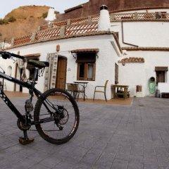 Отель Cuevas Blancas Сьерра-Невада спортивное сооружение