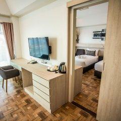 Отель Cityview Residence комната для гостей фото 5
