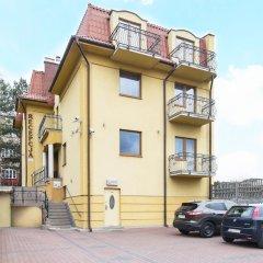 Отель Villa Angela Польша, Гданьск - 1 отзыв об отеле, цены и фото номеров - забронировать отель Villa Angela онлайн парковка