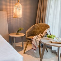 Отель Nissi Beach Resort комната для гостей фото 11