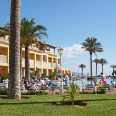 Отель Aparthotel Club del Sol Resort & SPA пляж