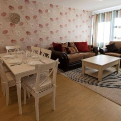 Апартаменты Predela 2 Holiday Apartments Банско комната для гостей фото 3