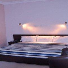 Отель Monte Carlo Hotel Ltd Нигерия, Энугу - отзывы, цены и фото номеров - забронировать отель Monte Carlo Hotel Ltd онлайн комната для гостей фото 2