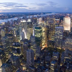 Отель Homewood Suites Midtown Manhattan Times Square South городской автобус