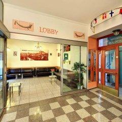 Отель Golden City интерьер отеля