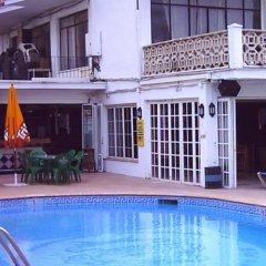Hotel Teix бассейн