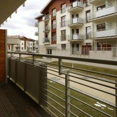 Апартаменты IRS ROYAL APARTMENTS - IRS Neptun Park балкон