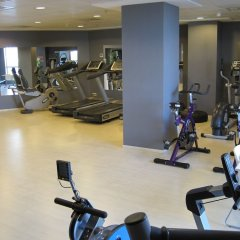 Отель Sercotel Sorolla Palace Валенсия фитнесс-зал фото 4