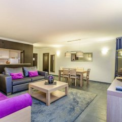Апартаменты Santa Eulalia Apartments And Spa Албуфейра комната для гостей