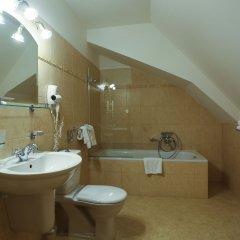 Отель QUESTENBERK Прага ванная