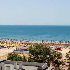 Hotel Baia De Monte Gordo пляж