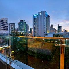 Отель The Prestige Бангкок балкон