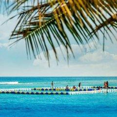 Отель City Grand by Rivers Мальдивы, Мале - отзывы, цены и фото номеров - забронировать отель City Grand by Rivers онлайн пляж фото 2