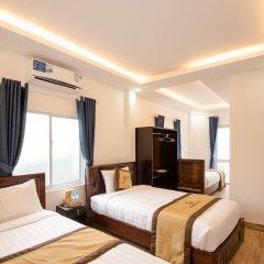 Отель Silver Moon Villa Hoi An - Guest House Вьетнам, Хойан - отзывы, цены и фото номеров - забронировать отель Silver Moon Villa Hoi An - Guest House онлайн комната для гостей фото 3