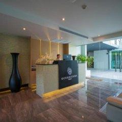 Отель Oceanstone интерьер отеля