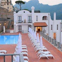 Отель Villa Piedimonte Равелло бассейн фото 2
