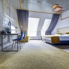 Отель Arche Hotel Geologiczna Польша, Варшава - отзывы, цены и фото номеров - забронировать отель Arche Hotel Geologiczna онлайн комната для гостей фото 5