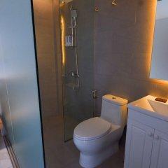 Отель Pinnacle Sukhumvit Inn Бангкок ванная