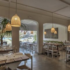 Отель Cala Joncols Испания, Курорт Росес - отзывы, цены и фото номеров - забронировать отель Cala Joncols онлайн питание фото 2