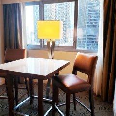 Отель Wyndham Grand Chicago Riverfront в номере