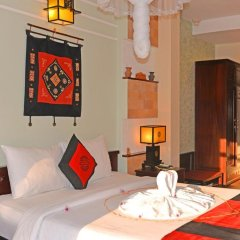 Thien Thanh Green View Boutique Hotel комната для гостей фото 5
