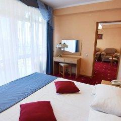 Гостиница Бригантина комната для гостей фото 9